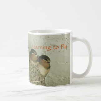 Learning to Fly Coffee Mug