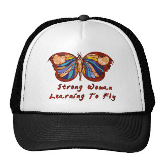 Learning To Fly Mesh Hat