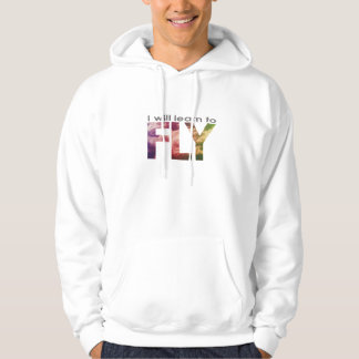 Learning to Fly Hoodie