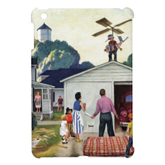 Learning to Fly iPad Mini Covers
