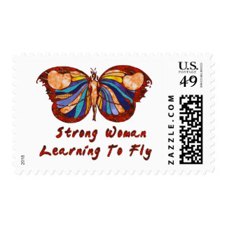 Learning To Fly Stamps