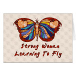 Learning To Fly Stationery Note Card