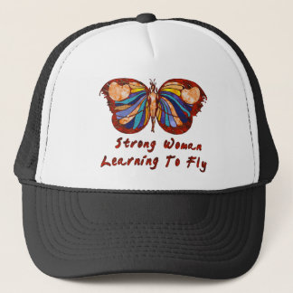 Learning To Fly Trucker Hat