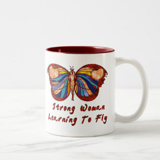 Learning To Fly Two-Tone Coffee Mug