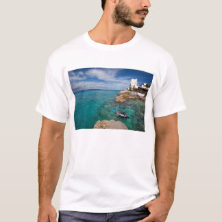 Learning To Scuba Dive, Cozumel Mexico T-Shirt