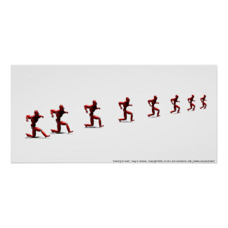 """""""Learning to Walk"""" Poster"""