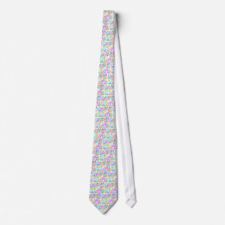 Learning Your ABCs Tie