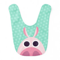 Leary the Pig Bib