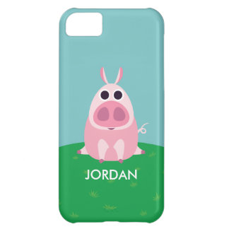 Leary the Pig Cover For iPhone 5C