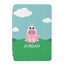 Leary the Pig iPad Mini Cover