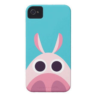 Leary the Pig iPhone 4 Case