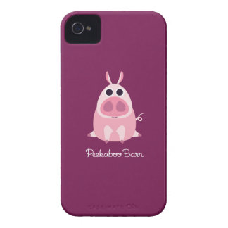 Leary the Pig iPhone 4 Cover