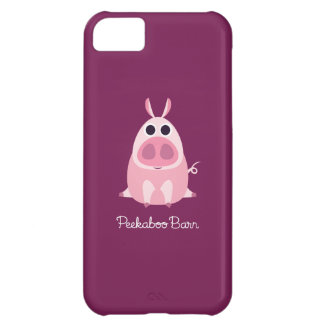 Leary the Pig iPhone 5C Case
