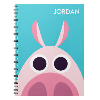 Leary the Pig Note Books