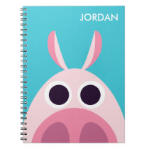 Leary the Pig Notebook