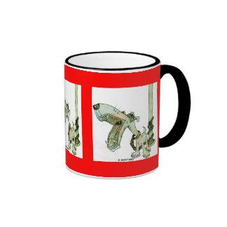 Leashed Ringer Coffee Mug