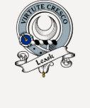 Leask Clan Badge Tees