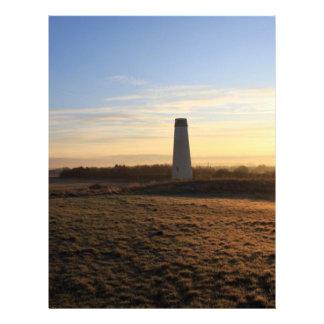 Leasowe Lighthouse Letterhead