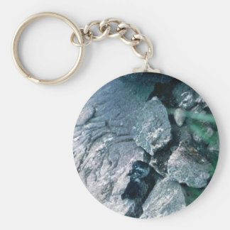 Least Auklets Key Chain