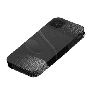 Leather and kevlar padded iphone 4/4S case! (Vibe)