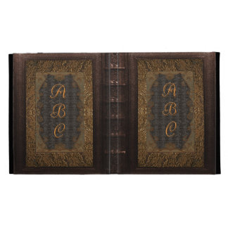Leather And Lace iPad Case