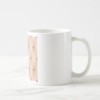 Leather Background Coffee Mug