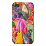 Leather Bags iPhone 4 Case