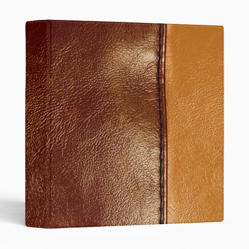 Leather Binder