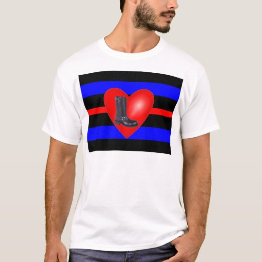 Leather Boot Pride T-Shirt