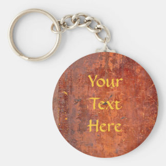 Leather Bound Antique Book Cover Keychain