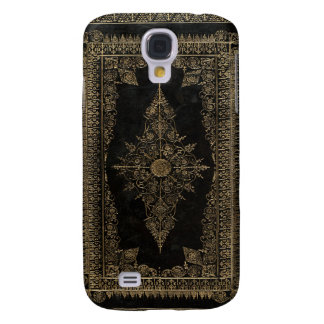 Leather Bound Look iPhone Case