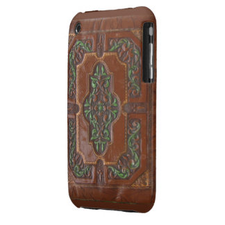 Leather Box design ~ iPhone 3G/3GS CaseMate Barely iPhone 3 Cover