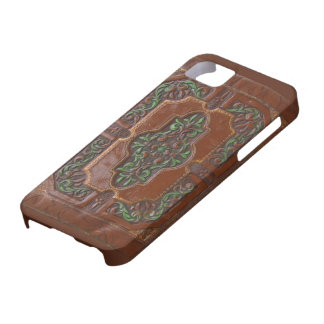 Leather Box design ~ iPhone 5 CaseMate case