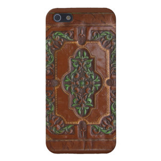 Leather Box design ~ iPhone 5 Savvy case