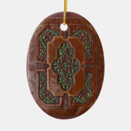 Leather Box design ~ ornament