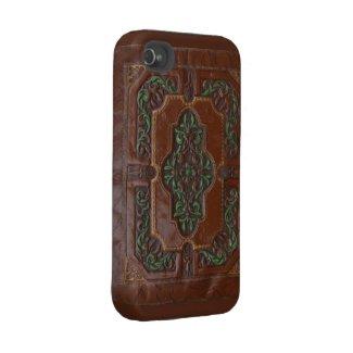 Leather Box ~ iPhone 4 CaseMate Tough casematecase