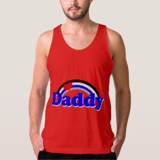Leather Daddy Tank Top