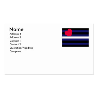 LEATHER Double-Sided STANDARD BUSINESS CARDS (Pack OF 100)