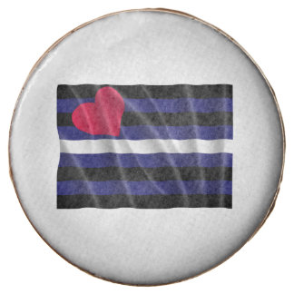 LEATHER FLAG FLYING -.png Chocolate Dipped Oreo