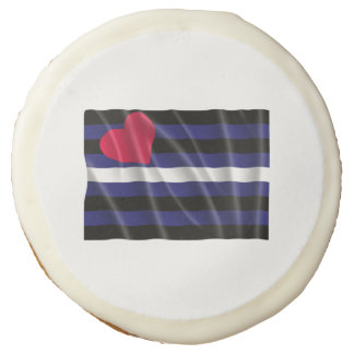 LEATHER FLAG FLYING -.png Sugar Cookie