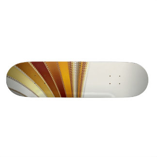 Leather - Fractal Skateboard