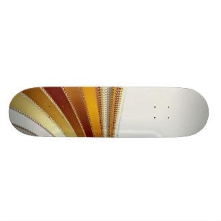 Leather - Fractal Skateboard
