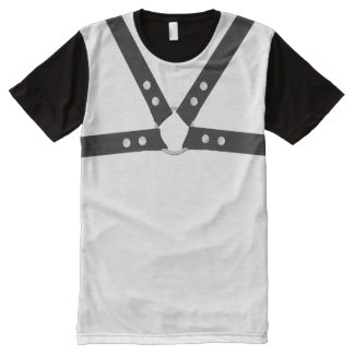 Leather Harness t-shirt