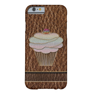 Leather-Look Baking Barely There iPhone 6 Case