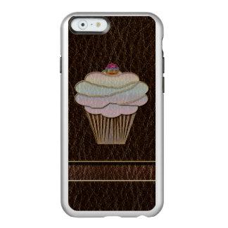 Leather-Look Baking Dark Incipio Feather Shine iPhone 6 Case