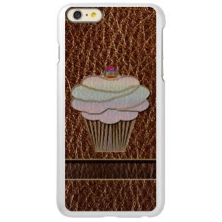 Leather-Look Baking Incipio Feather Shine iPhone 6 Plus Case