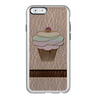 Leather-Look Baking Soft Incipio Feather Shine iPhone 6 Case