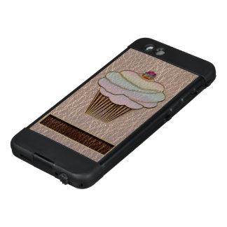 Leather-Look Baking Soft LifeProof NÜÜD iPhone 6 Case