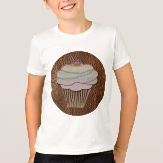 Leather-Look Baking T-Shirt