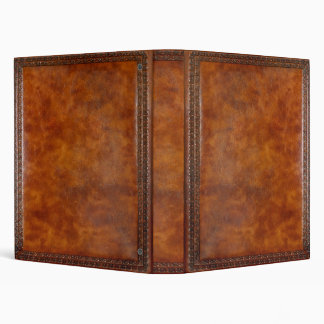 Leather-Look Binder